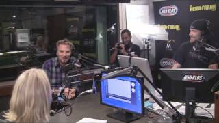 Kenny Loggins speaks with Heidi and Frank!