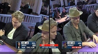 TV-Pokeri Hip Hop Hold'Em osa 1.
