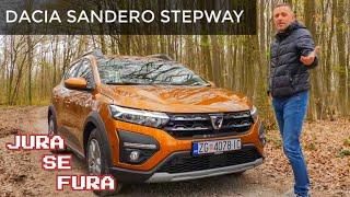 Najjeftiniji i točka! - Dacia Sandero Stepway - Jura se fura