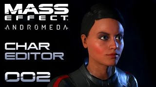 MASS EFFECT ANDROMEDA [Charakter Editor] [002] [Deutsch German] thumbnail