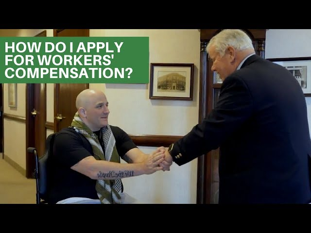How do I apply for workers' compensation? | PA Workers Comp Attorneys