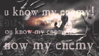You Know My Enemy - Poseidon (official lyric video)