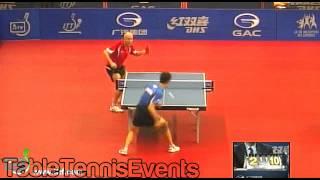 Joo Se Hyuk Vs Allan Bentsen : Round 2 [Brazil Open 2012]