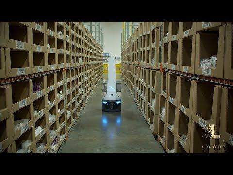 Warehouse Robots | Singularity Hub | Exponential Manufacturing