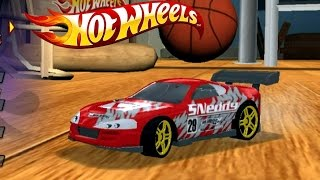 Hot Wheels - Beat That  video game Kids Games .Hot wheels track