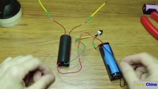 Повышающий модуль | Делаем электрошокер своими руками...