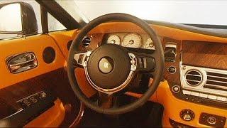 Rolls Royce dévoile son nouveau cabriolet Dawn - economy