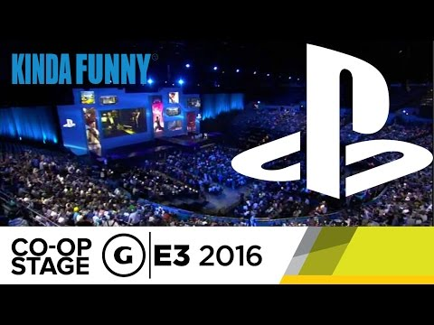 Who Had The Best Press Conference? - Kinda Funny x GameSpot E3 2016 Live Show