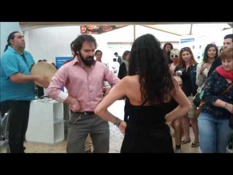 La danse de la tradition populaire italienne