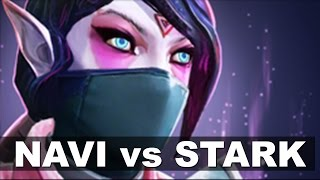 Dendi TA - NAVI vs STARK - SL I-League Dota 2
