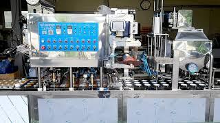 소스 죽 요거트 요프레 푸딩 음료 식품용기자동포장기계 …