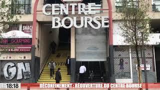 Déconfinement : réouverture du Centre Bourse à Marseille
