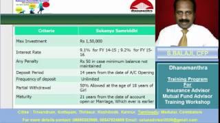 Sukanya Samriddhi Account (Malayalam)