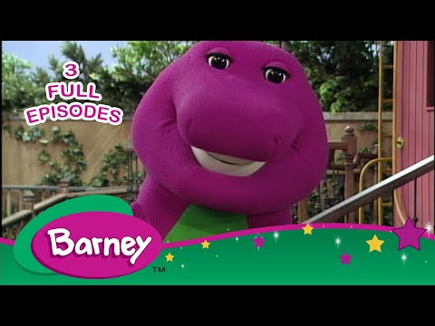 barney---fun-with-barney-&-friends---full-episodes
