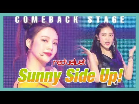[Comeback Stage] Red Velvet  - Sunny Side Up!, 레드벨벳 - Sunny Side Up! Show Music core 20190622
