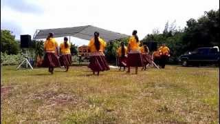 Niihau Hula:  Lumaha
