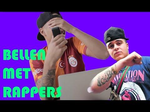 PRANK: BELLEN MET RAPPERS #1 Lo-Bo