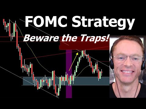 FOMC Trading Strategy; Beware the Traps!
