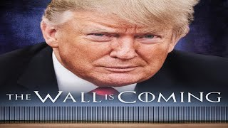 """""""The Wall is coming."""" Pour son mur, Donald Trump a encore parodié """"Game of Thrones"""""""