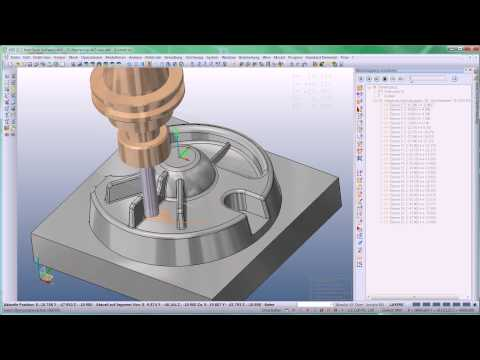 VISI Machining - Produktvideo