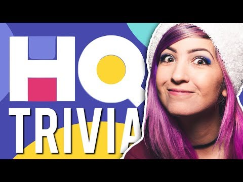 PLAY HQ TRIVIA WITH ME! ($2,000 Prize - 1/4/2018)