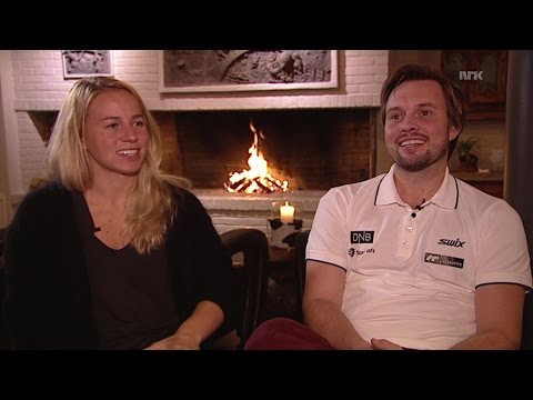 Stian and Tiril Eckhoff