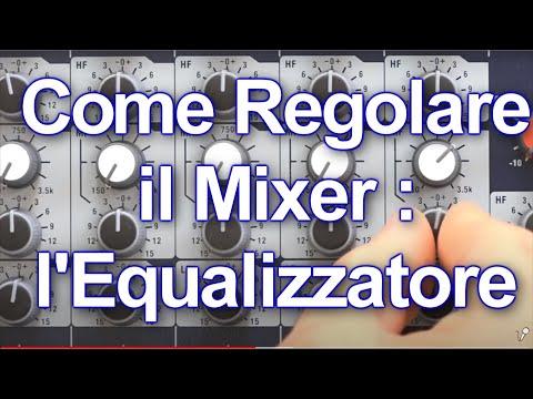 Schema Collegamento Equalizzatore Ad Amplificatore : Come equalizzare con il mixer l equalizzatore semi parametrico in