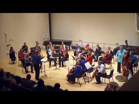 W.A. Mozart, Symphony No. 29 in A Major, K. 201
