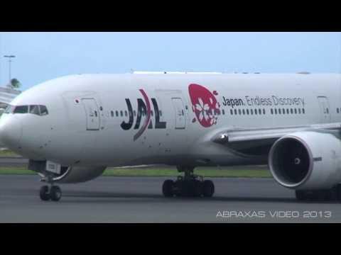 Honolulu Airport Spotting - 2 August 2013