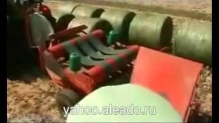 Технология заготовки сена(, 2011-08-04T04:55:19.000Z)