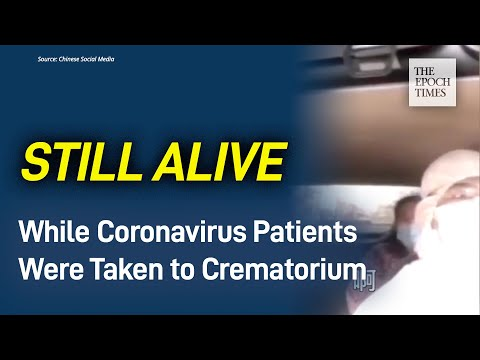 Woman Released From Hospital: Coronavirus Patients Were Taken To Crematorium While Still Alive