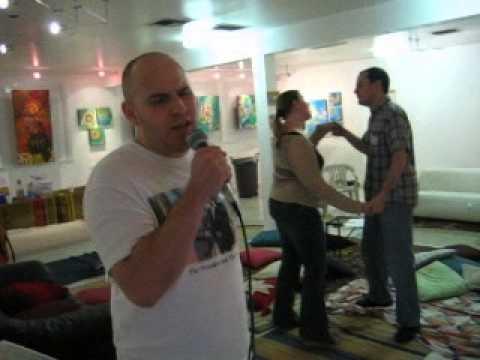 "Jay's Karaoke ""New York, New York"" & Dancers"