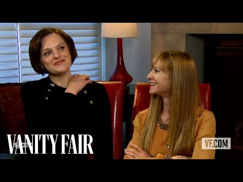 "Elizabeth Moss and Holly Hunter Talk to Vanity Fair's Krista Smith About ""Top of the Lake"""