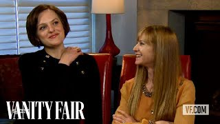 Elizabeth Moss and Holly Hunter Talk to Vanity Fair's Krista Smith About
