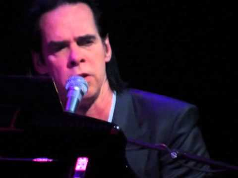 Nick Cave and the Bad Seeds - the ship song - Brussels 9-5-2015