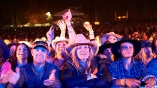 Gympie Muster, country music festival, Australia