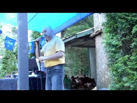 Jeff Wyatt - LET'S DANCE (karaoke with friends)