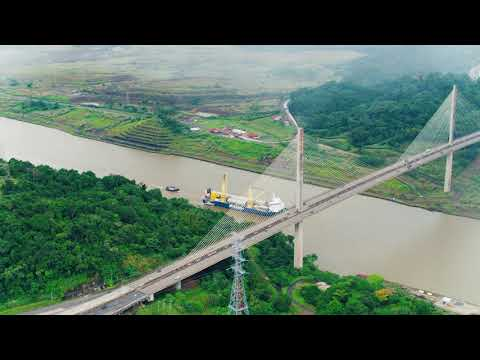 Jumbo's Fairmaster's Journey through the Panama Canal