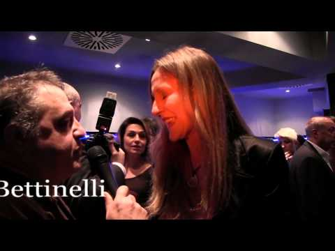 Lisa Angelillo al Salvatori 2014 - intervista