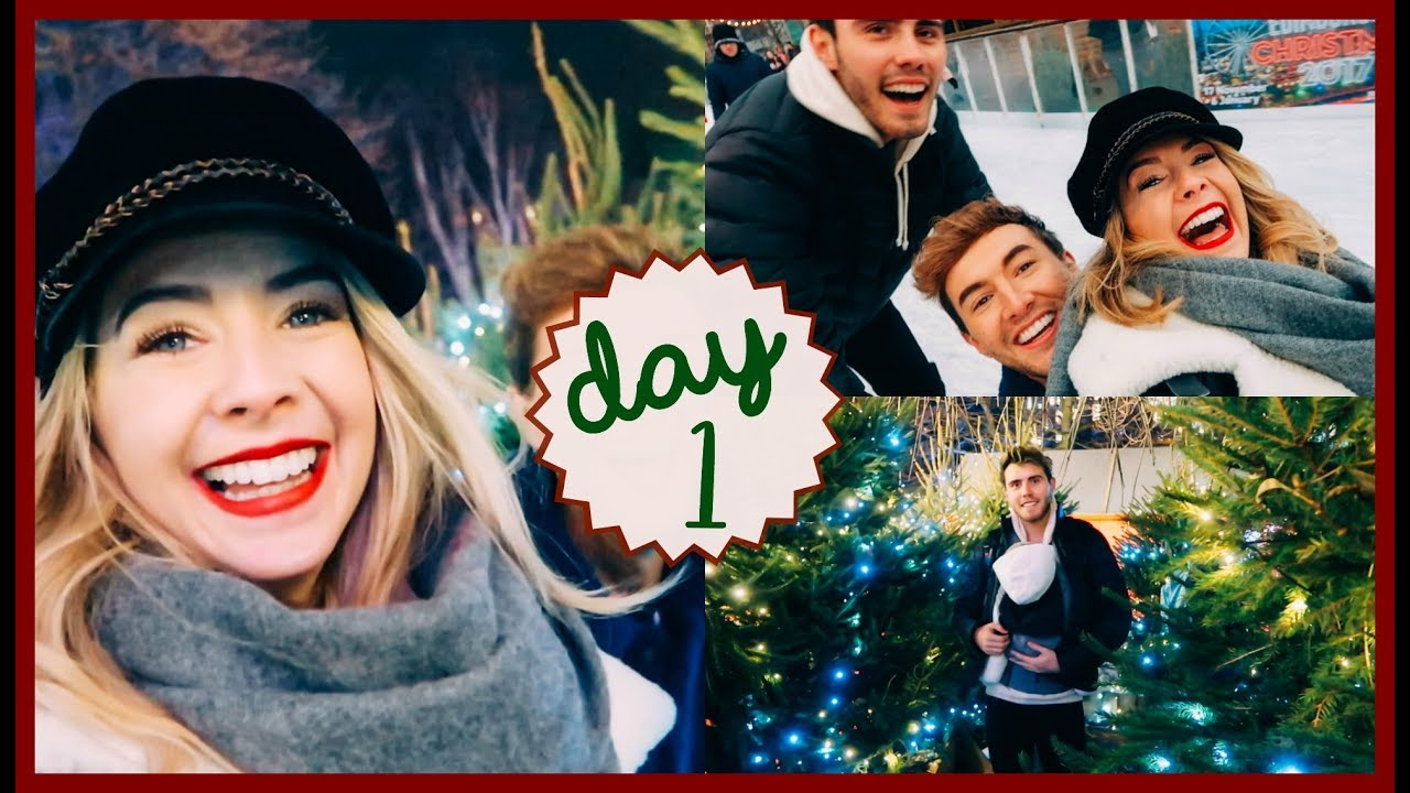 IT S BEGINNING TO LOOK A LOT LIKE CHRISTMAS VLOGMAS