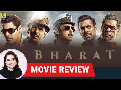 Bharat Movie Review by Anupama Chopra | Salman Khan | Katrina Kaif