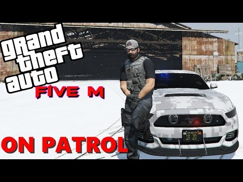GTA 5 ROLEPLAY - On Patrol EP.3