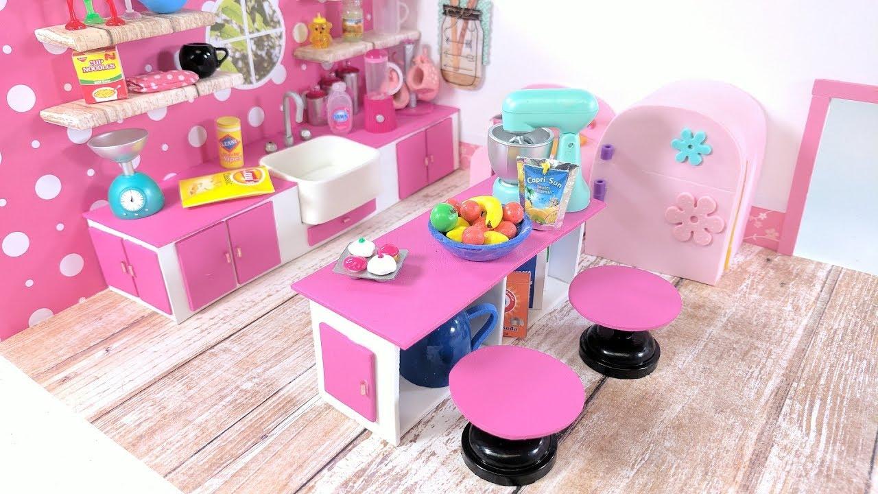 Картинки комнат для кукол лол