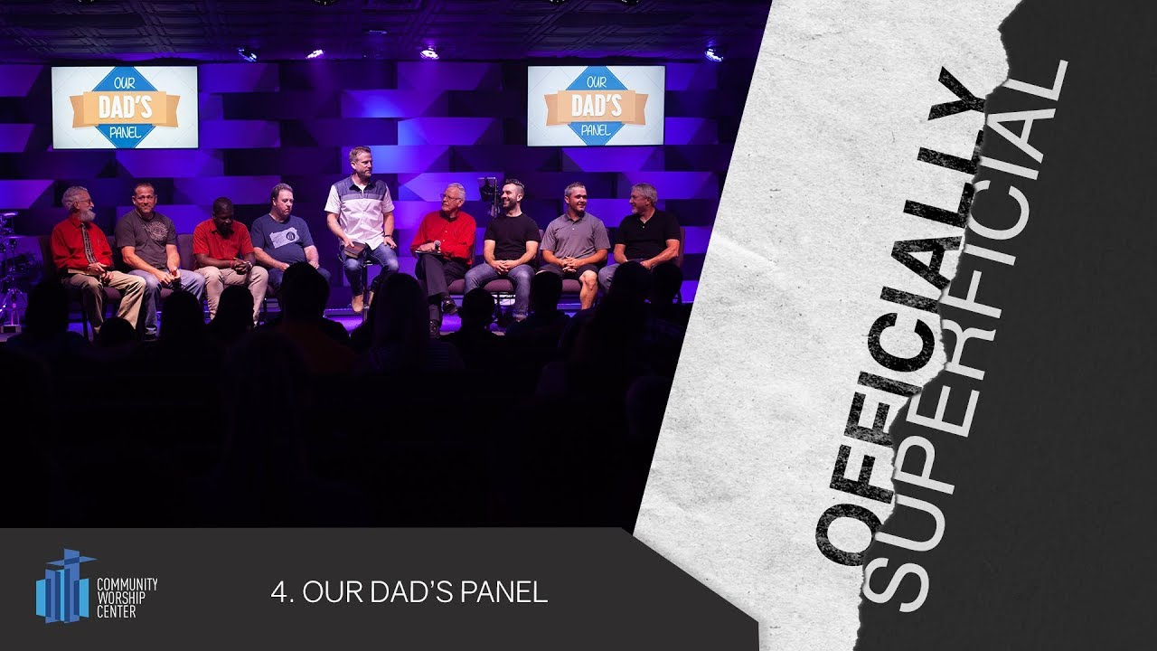 Our Dad's Panel