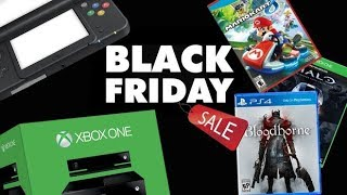 Black Friday Deals 2018 : Gamestop & Ebgames