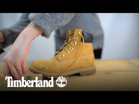 Comment protéger vos chaussures Timberland | Timberland FR