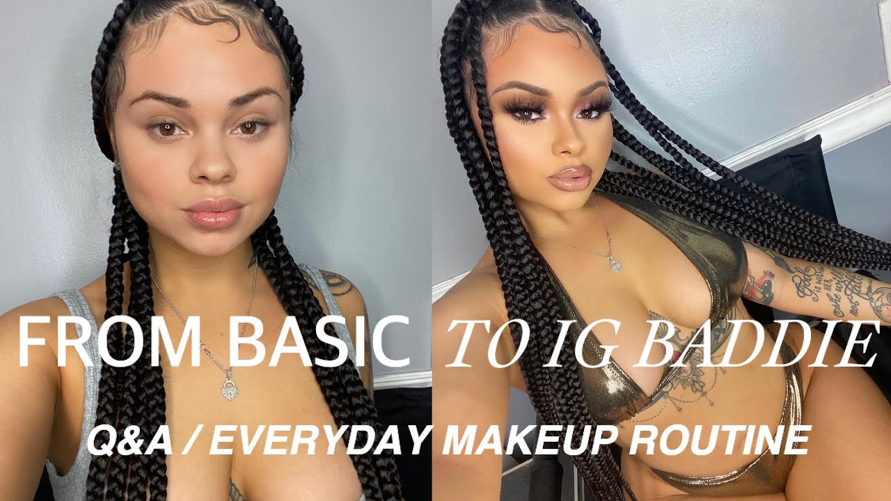 Download Q&A   Everyday Makeup Routine