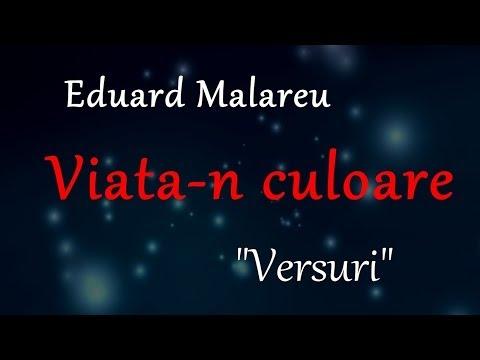 Eduard Malareu - Viata-n culoare