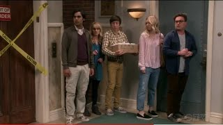 Are Amy and Sheldon getting robbed !?!?-The Big Bang theory 12X01 HD