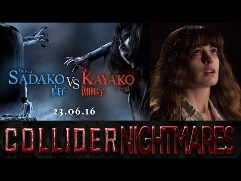 The Ring Vs The Grudge Movie, Anne Hathaway Talks Colossal - Collider Nightmares